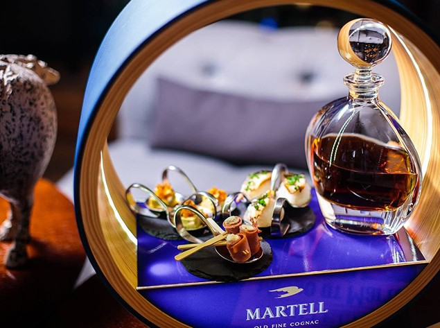 300-летняя годовщина Martell #9