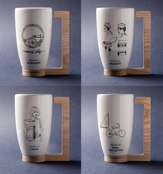 Чашки, ручки, наши штучки… #6